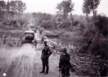 Der Aisne-Übergang bei Rethel am 11.06.1940