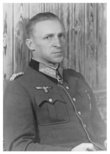 General der Infanterie Walther Hahm