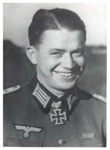 Hauptmann Heinz Schröder