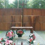 Die Gedenkstätte Katyn