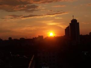 Kiew - Hauptstadt der Ukraine