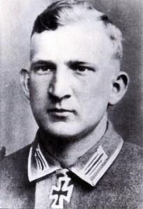 Unteroffizier Theodor Jansing