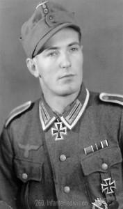 Унтер-офицер Hans Passegger