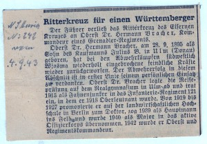 Neuer Stuttgarter Kurier vom 04. September 1943