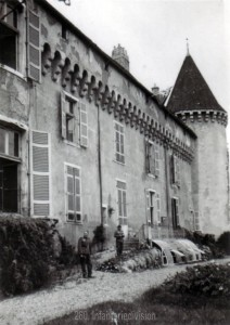 Divisionsdefechtsstand Schloss Rully am 22. Juni 1940