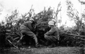Panzerjäger der 4. / Panzerjägerabteilung 260