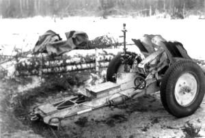leichtes Infanteriegeschütz