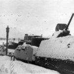 Russischer Panzerzug