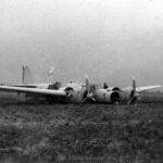 abgeschossenes russisches Flugzeug