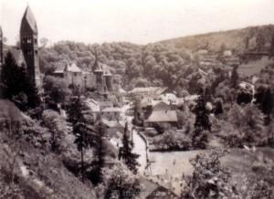 Das Kloster Clerf