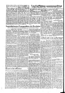 Zeitungsbericht über die Ritterkreuzverleihung an OFw Löffler