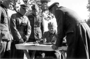 General Schmidt bei Wibli