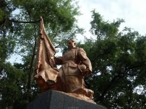 Russisches Ehrenmal in Tschernigow