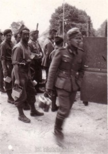 französische Gefangene