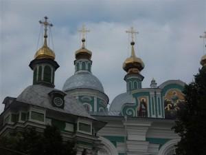 Die Himmelfahrtskathedrale in Smolensk