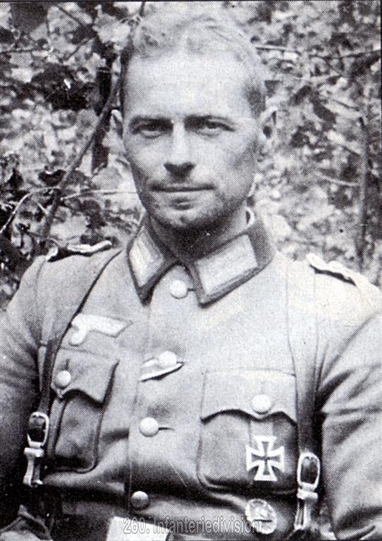 Der Autor, Major Gaudig