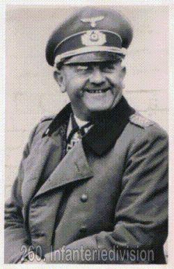 General Dietrich Von Choltitz