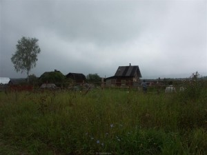 Das Dorf Jekaterinovka