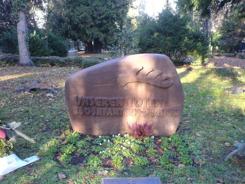 Der Gedenkstein in Ludwigsburg