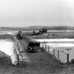 Schwabenbrücke über die Protwa bei Gosteschewo
