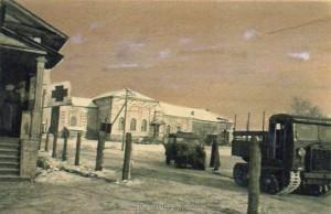 Der Hauptverbandplatz 1941