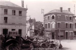 Château-Porcien am 11. Juni 1940