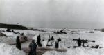 8,8cm Stellung bei Juchnow-Baranowka am 10.01.1942