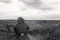 Stellungen des III.Bataillons, Infanterieregiment 480 im Juni 1943 bei Kurkino