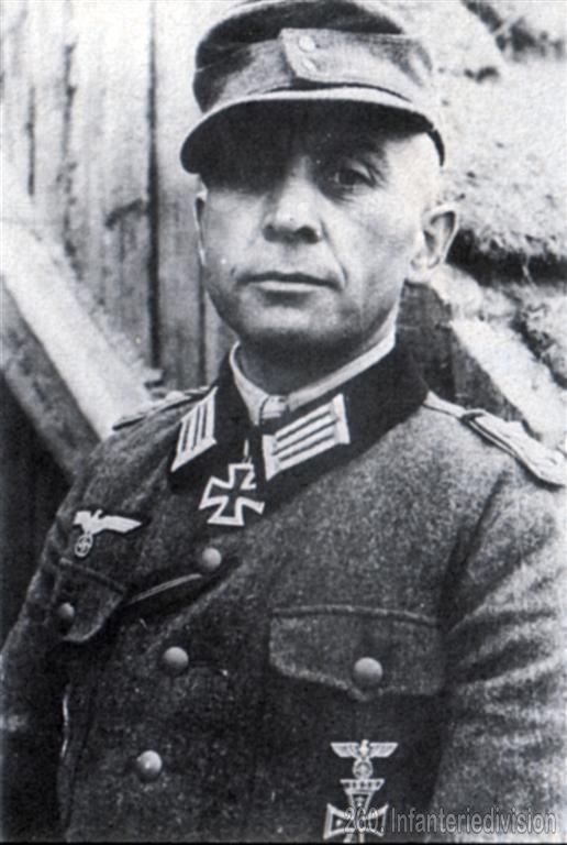 Oberst Dr. Julius Bracher