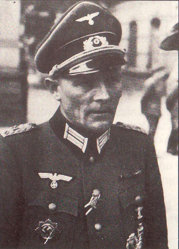Major Franz Müller