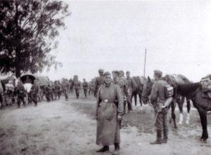 3. Batterie / Artillerieregiment 260 zwischen Beresina und Dnjepr