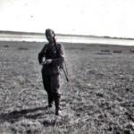 Auf Jagd in Frankreich am 24.03.1941