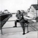 Kanal in Frankreich am 08.03.1941