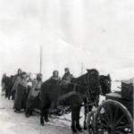 Zur Erinnerung an die grosse Kälte in Russland im Februar 1942