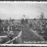 Friedhof auf dem Reinhard Porembski möglicherweise bestattet ist