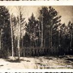 Soldaten des Infanterie-Regiment 480 im Jahr 1943
