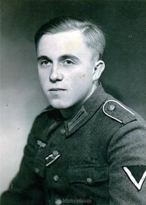 Kurt Sautter im Juli 1943