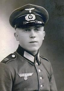 Kurt Sautter im  Mai 1942