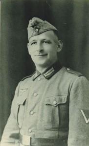 Obergefreiter Karl Niedermann
