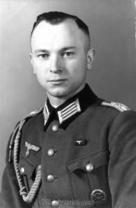 0201 Hauptmann Ernst Vidal - 1b der Division
