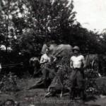 Die 8. / IR 460 in Russland im Sommer1941
