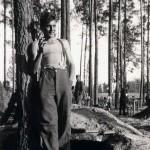 Otto Pfaender in Russland 1941