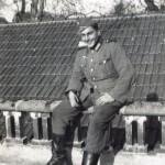 Otto Pfaender in Paray le Monial