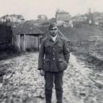 Otto Pfaender in Russland, Herbst 1941