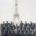 Otto Pfaender in Paris am 05. Juni 1942