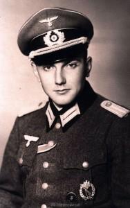 Otto Pfaender im Januar1943