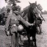 Otto Pfaender im Sommer 1941