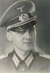 Oberleutnant Wolfgang Valet