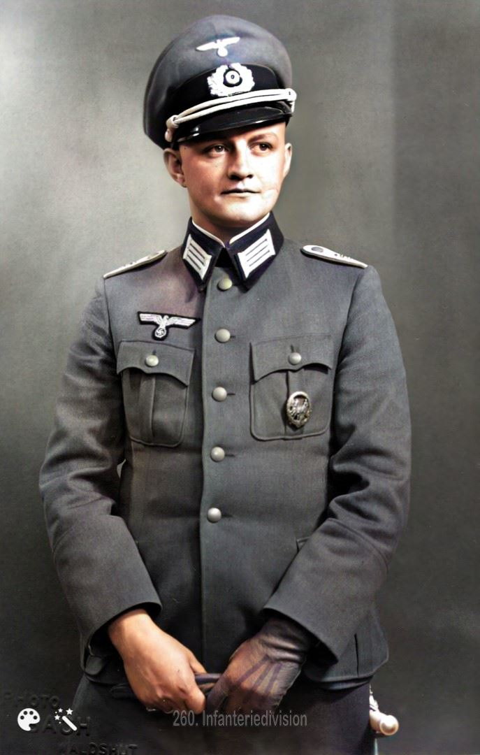 Stabsveterinär Dr. Horst Eisenmenger
