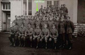 Eugen Killinger 1941 in der Ukraine während dem Unternehmen Barbarossa